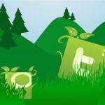 Social media green 1347 xl